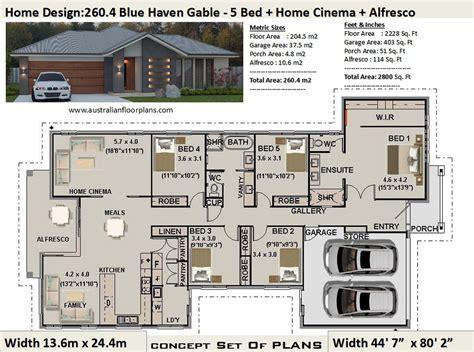 5-Bed-House-Plans-Australia