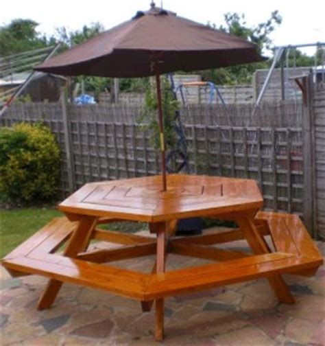 5-Sided-Picnic-Table-Plans