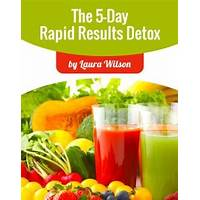 5 day raw alkaline rapid results detox diet recipes and videos offer