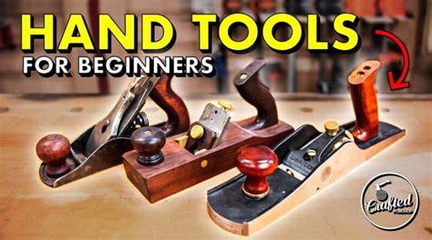 5 must have woodworking tools for beginners diy woodworking quick tips Image