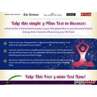 Coupon code for 5 segment proccess of energy cultivation: the goddesses experience