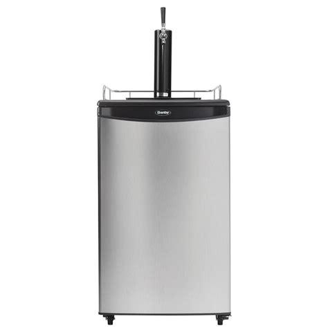 5.4 cu. ft. Single Tap Full Size Keg Cooler