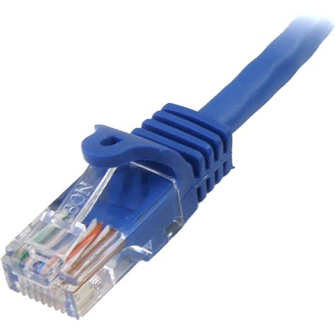 50 FT BLUE SNAGLESS CAT5 UTP PATCH CABLE