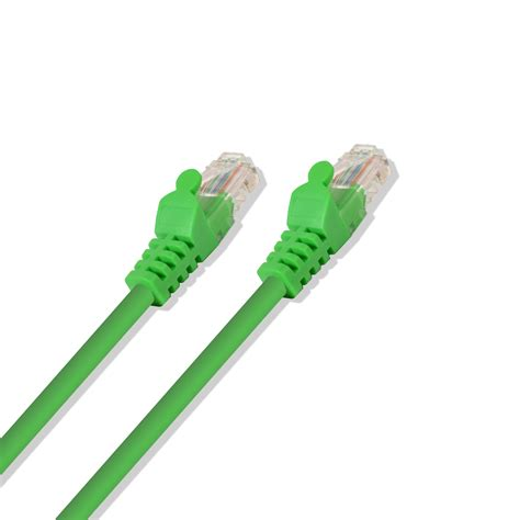 50 PACK CAT5E UTP 24AWG ETHERNET NETWORK PATCH CABLE 2FT 350MHZ BLACK RJ45 LAN WIRE