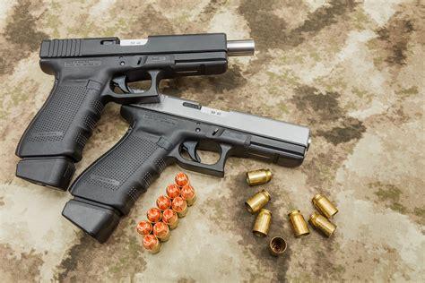 50 Cal Handgun Glock And 9mm 1911 Handgun For Sale Houston