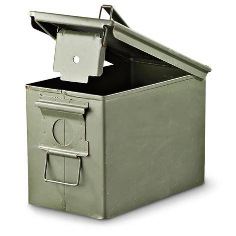 50 Cal Ammo Can Usa