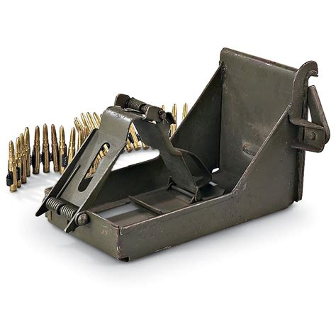 50 Cal Ammo Can Mount