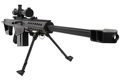 50 Cal Barrett Sniper Rifle Video