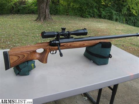 50 Cal Bolt Action Hunting Rifle