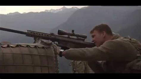 50 Cal Drone Sniper Rifle Taliban