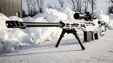 50 Cal Sniper Rifle Firing