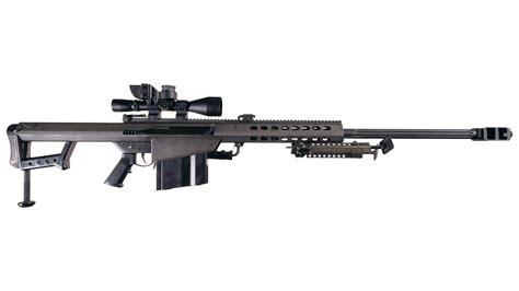 50 Caliber Barrett M82 Sniper Rifle Sale