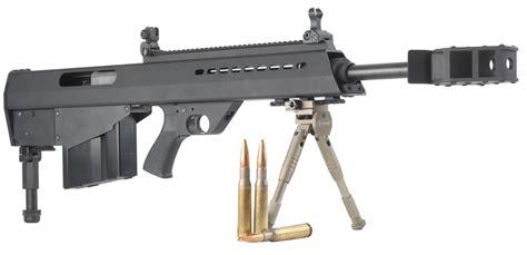 50 Caliber Bullpup Assault Rifle