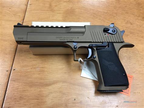50 Caliber Handgun Desert Eagle For Sale