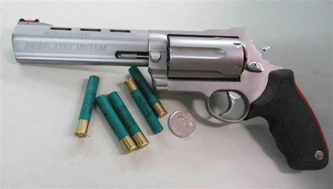 50 Caliber Handgun The Judge