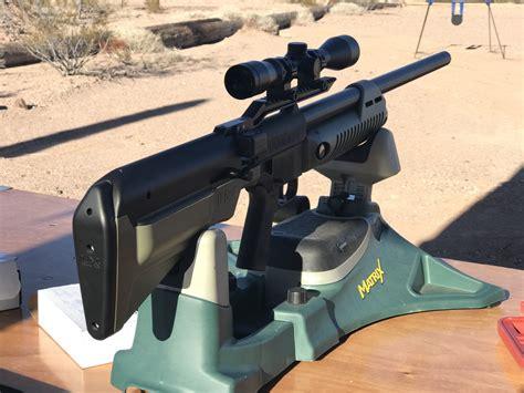 50 Caliber Pneumatic Rifle