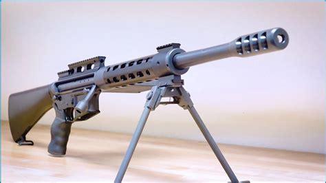 50 Caliber Rifle Mistake