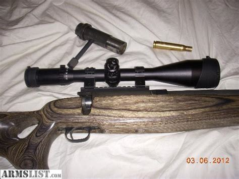 50 Caliber Vulcan Single Shot Rifle