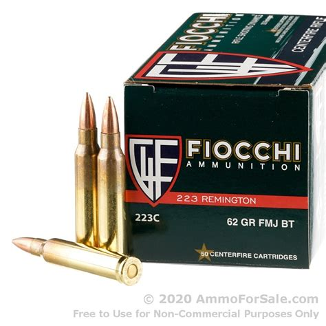 50 Grain 223 Ammo For Sale