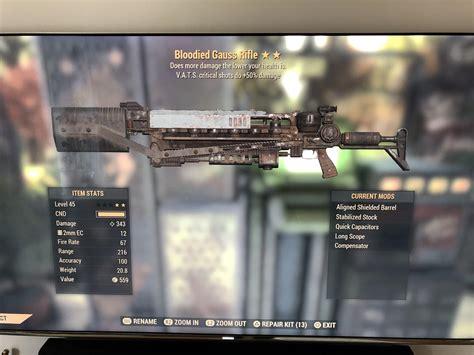 50 Sniper Rifle Crit Damage