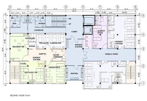 50-Bed-Hospital-Floor-Plan