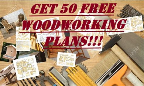 50-Free-Woodworking-Plans