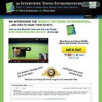 50 interviews: young entrepreneurs make more money than parents does it work?
