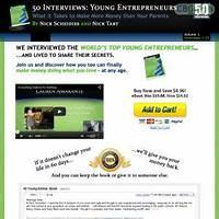 50 interviews: young entrepreneurs make more money than parents review