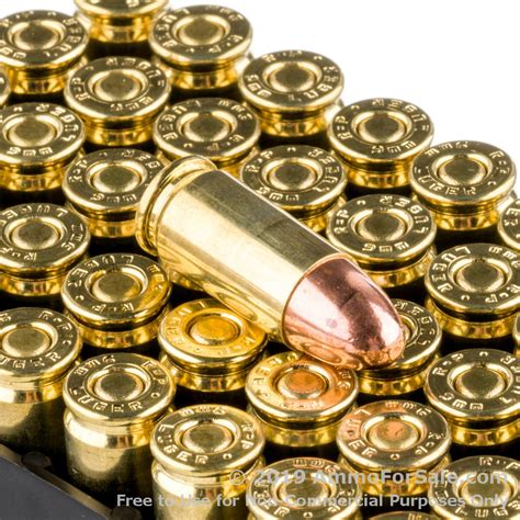 500 Round Remington 9mm Ammo