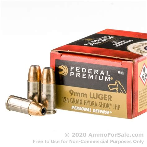 500 Rounds 9mm Ammo For Sale