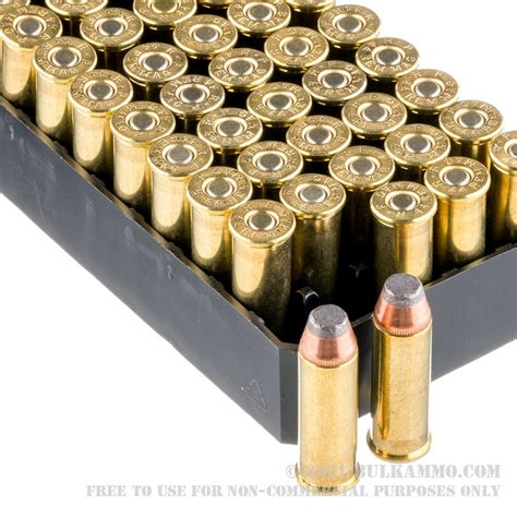 500 Rounds Of 180gr JSP 44 Mag Ammo By Remington