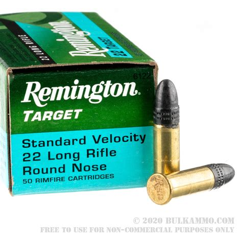 500 Rounds Of 22lr Ammo By Remington