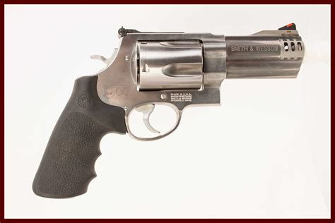 500 Smith And Wesson Bolt Action Rifle