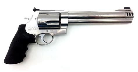 500 Win Mag Handgun