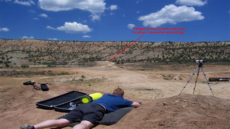 500 Yard Rifle Range Michigan