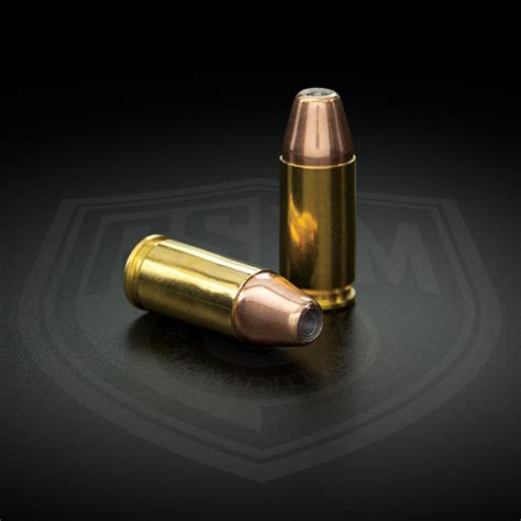 500rds 9mm Asym 115gr Jhp Action Match Ammo