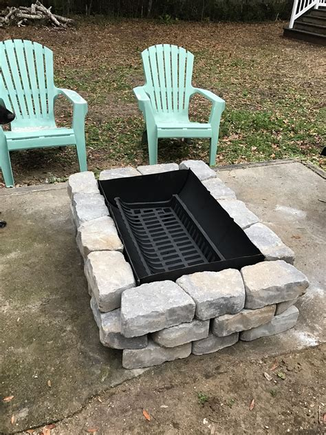 55 Gallon Drum Fire Pit Plans