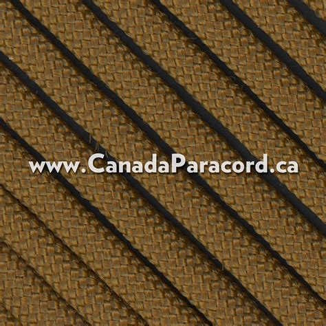 550 100 Foot Paracord Coyote 550 Paracord 100 Feet