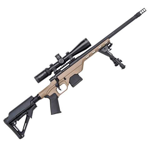556 Bolt Action Rifle Tactical