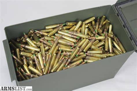 556 Green Tip Bulk Ammo