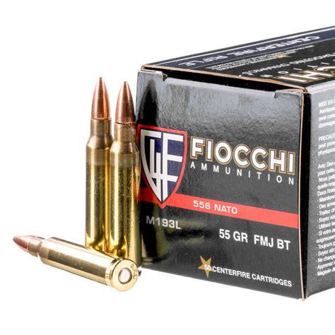 556 Nato Ammo