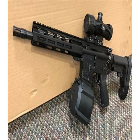 556 Rifle Range Info