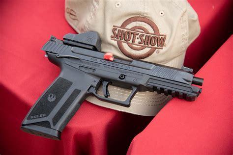 57 Caliber Handgun
