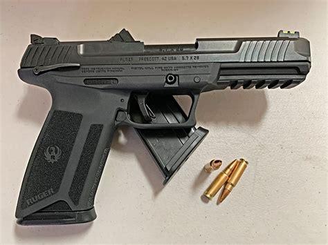 57 Handgun