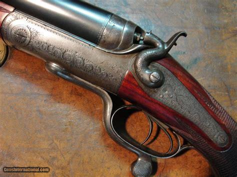 577 Double Barrel Rifle