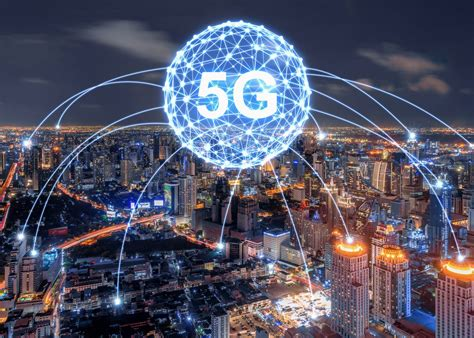 5g technology Image