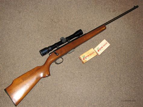 5mm Remington Magnum Rifle