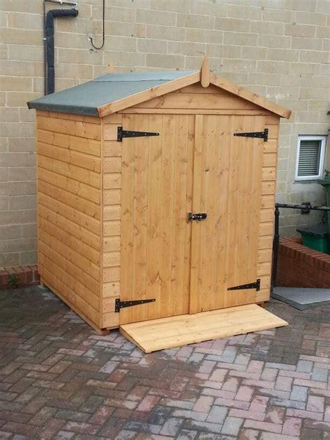 5x5 shed Image