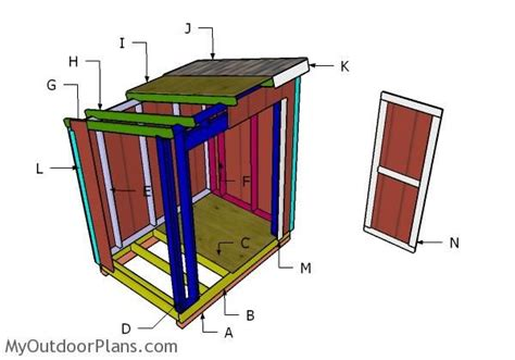 5x7-Shed-Plans