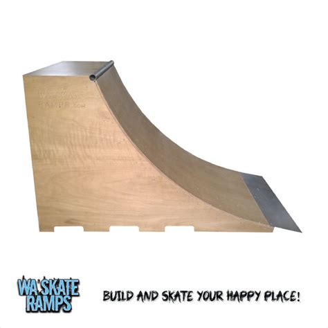 6 Ft Quarter Pipe Blueprints